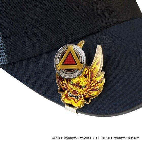 【クリックポスト送料無料】牙狼〈GARO〉ゴルフマーカー キャラクター グッズ enjoycb 02