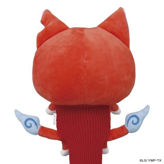 【送料無料】妖怪ウォッチ ヘッドカバー DR用 ゴルフ キャラクター グッズ|enjoycb|04