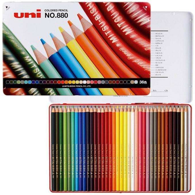 三菱の色鉛筆