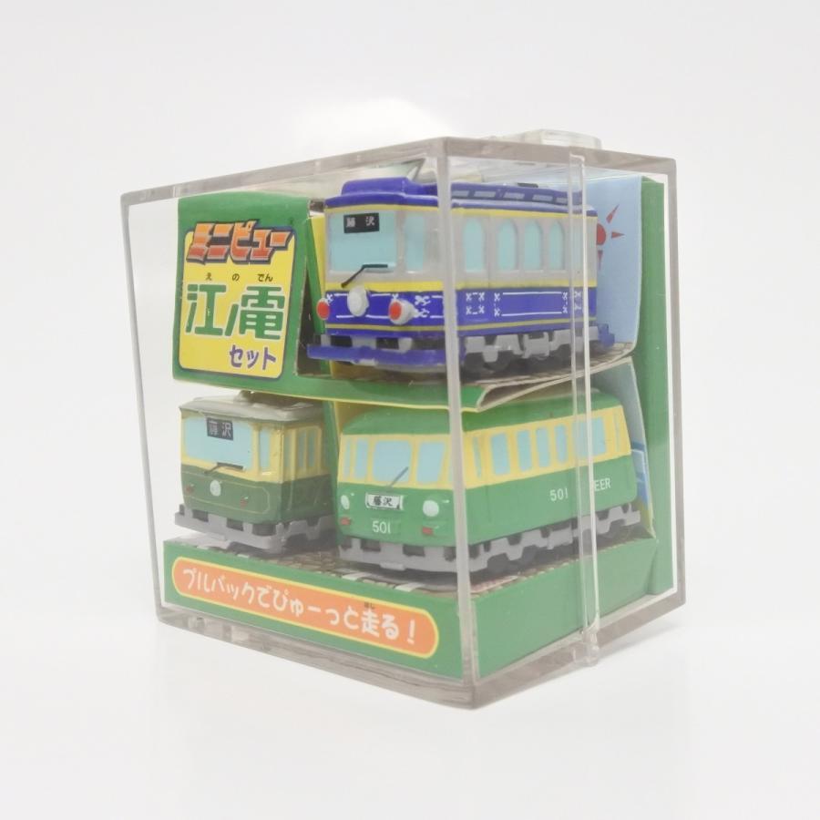 ミニピュー 江ノ電3個セット enoden-goods 02