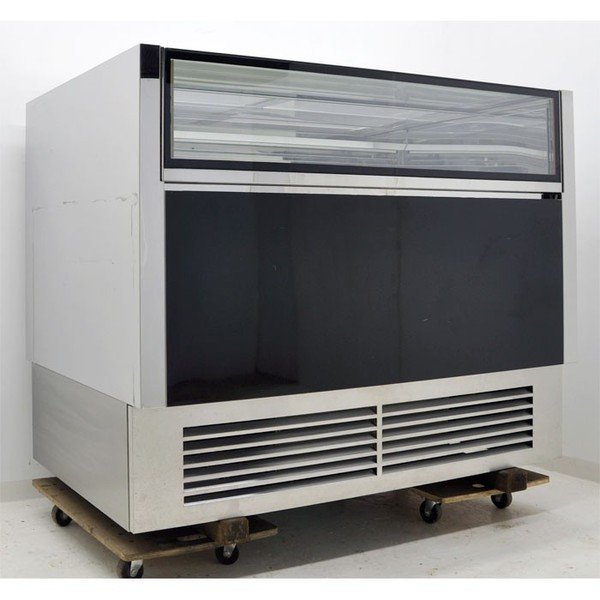 和田製作所 業務用 大型 冷凍ショーケース 冷凍庫 マイコンコントローラTL-810搭載タイプ 2012年 【中古】