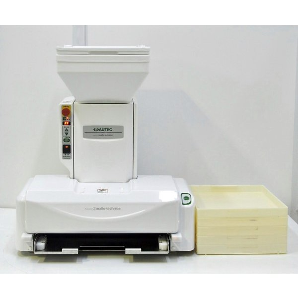 オーディオテクニカ AUTEC すしメーカー(業務用シャリ玉成形機)寿司ロボット シャリロボ M450S 2015年製【中古】