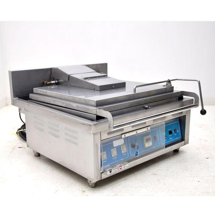 ニチワ電機 電気多目的 焼き物器 電気グリドル NGM-6A 2000年【中古】