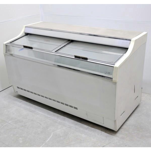 サンデン 冷凍ショーケース GSR-1500ZC 2011年製【中古】