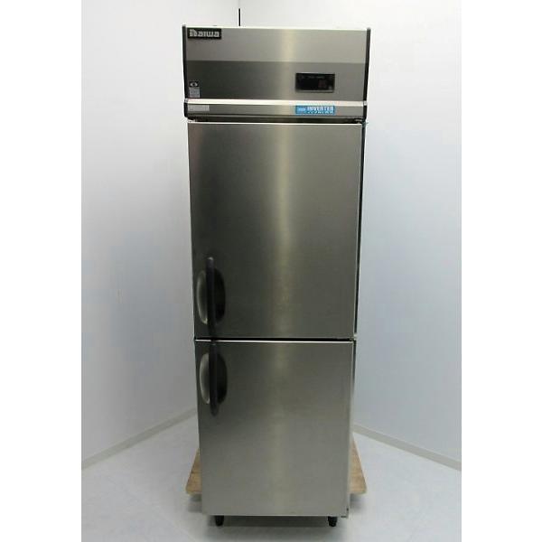 大和冷機 冷凍庫 203SS-EC 2011年式 インバータ制御冷凍庫 エコ蔵くん 【中古】