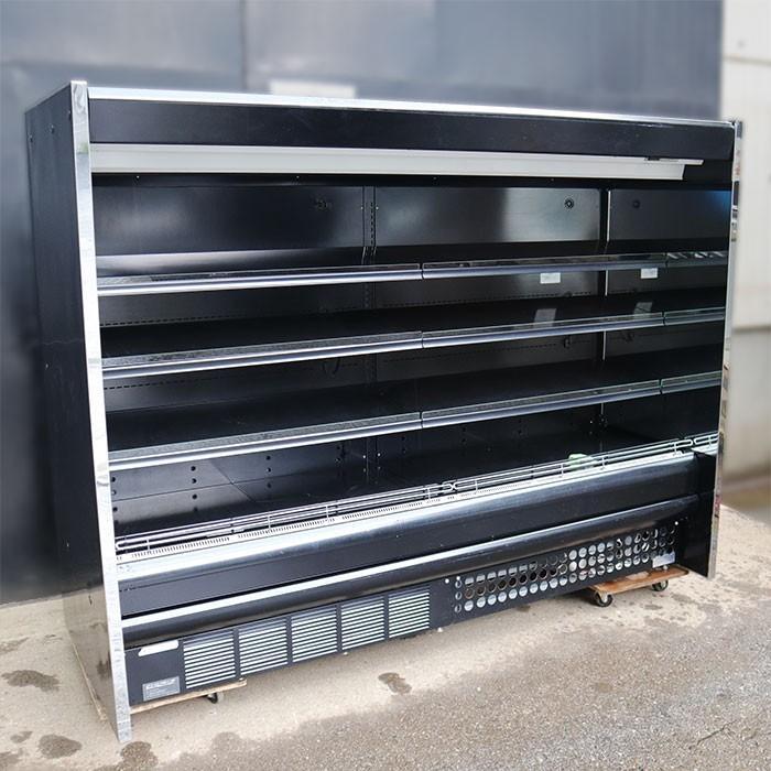 パナソニック Panasonic スーパー ショーケース CEW-EX9885Y 2014年 多段 オープン 冷蔵 【中古】