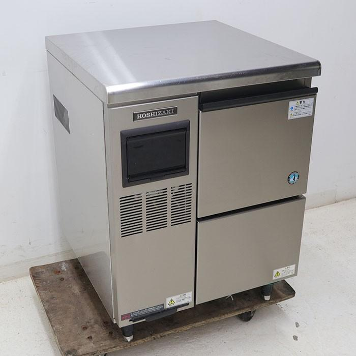 ホシザキ HOSHIZAKI 全自動製氷機 FM-120F 2001年 業務用 チップアイス 【中古】