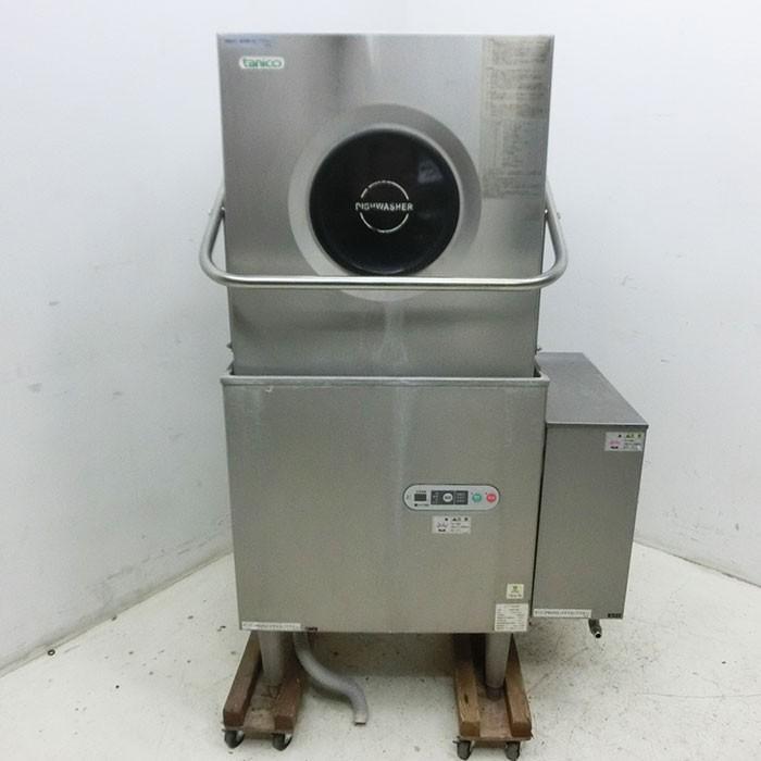 タニコー 業務用 電気式 ブースター内蔵 食器洗浄機 60Hz TDWD-606ER 2008年 【中古】