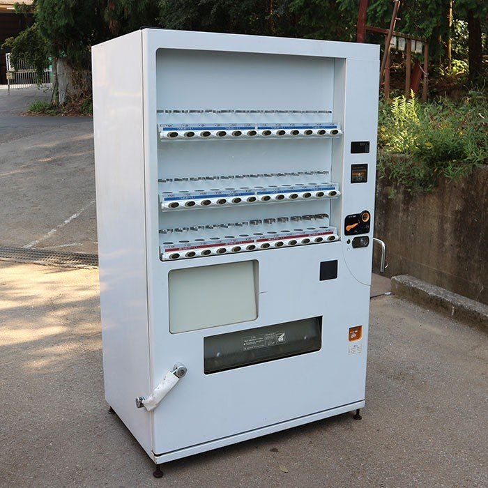 クボタ kubota 自動販売機 KB362A6P2BHPYL-W 2012年 缶 ボトル 飲料 【中古】