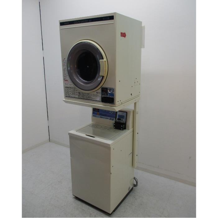 【送料無料】 全自動洗濯機 乾燥機 ASW‐45CJ CD‐S45C1 サンヨー 2004年 中古 お客様荷下ろし 【見学 仙台】