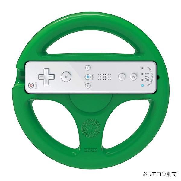 WiiU マリオカート8 ハンドル for Wiiリモコン ルイージ 周辺機器 コントローラー Nintendo 任天堂 ニンテンドー 中古|entameoukoku|02