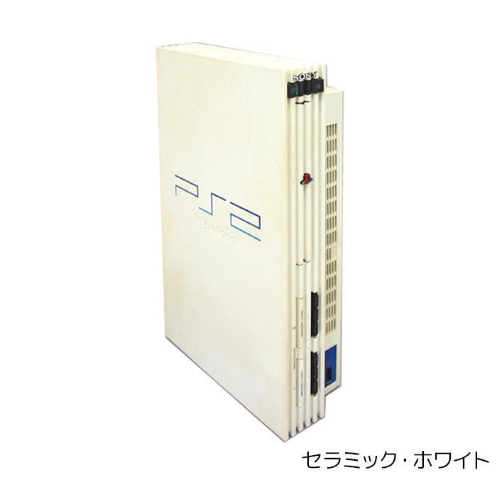 PS2 プレステ2 一式 コントローラー メモリーカード付 SCPH-50000 選べるカラー 本体 すぐ遊べるセット【中古】|entameoukoku|06