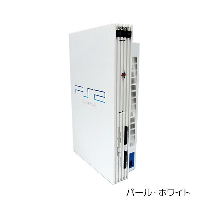 PS2 プレステ2 一式 コントローラー メモリーカード付 SCPH-50000 選べるカラー 本体 すぐ遊べるセット【中古】|entameoukoku|07