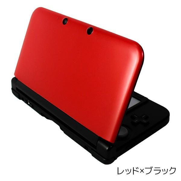 3DSLL 本体 訳あり  選べる7色 充電器付 USB型充電器 ニンテンドー Nintendo ゲーム機 中古 entameoukoku 03