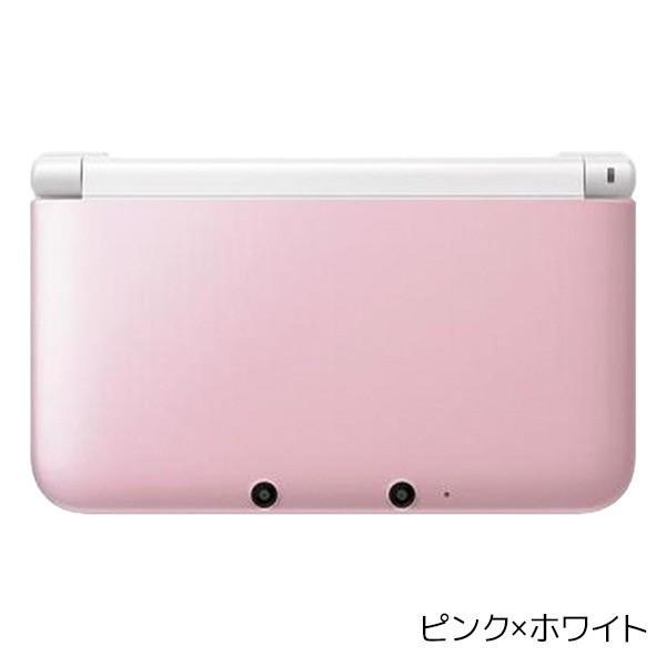 3DSLL 本体 訳あり  選べる7色 充電器付 USB型充電器 ニンテンドー Nintendo ゲーム機 中古 entameoukoku 07
