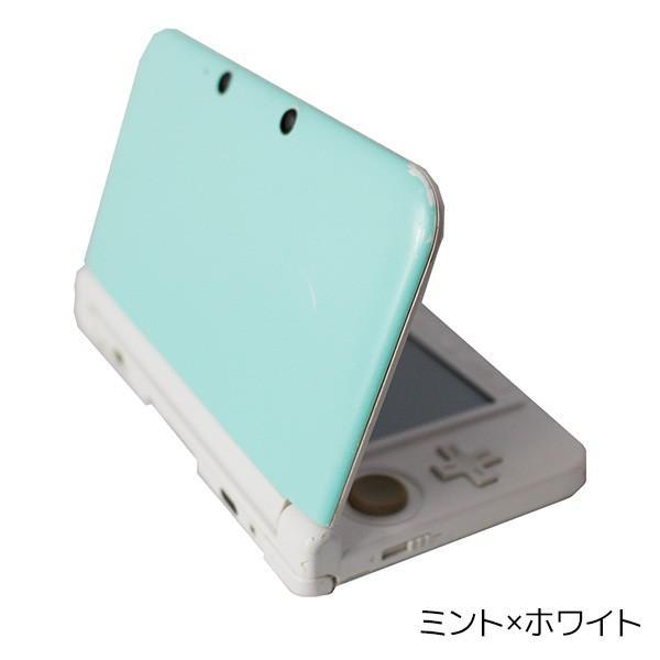 3DSLL 本体 訳あり  選べる7色 充電器付 USB型充電器 ニンテンドー Nintendo ゲーム機 中古 entameoukoku 08