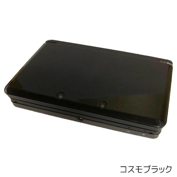 3DS 本体 すぐ遊べるセット SDカード付 選べる6色 タッチペン付 充電器付 USB型充電器 Nintendo 任天堂 ニンテンドー 中古 entameoukoku 08