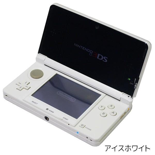 3DS 本体 すぐ遊べるセット SDカード付 選べる6色 タッチペン付 充電器付 USB型充電器 Nintendo 任天堂 ニンテンドー 中古 entameoukoku 11