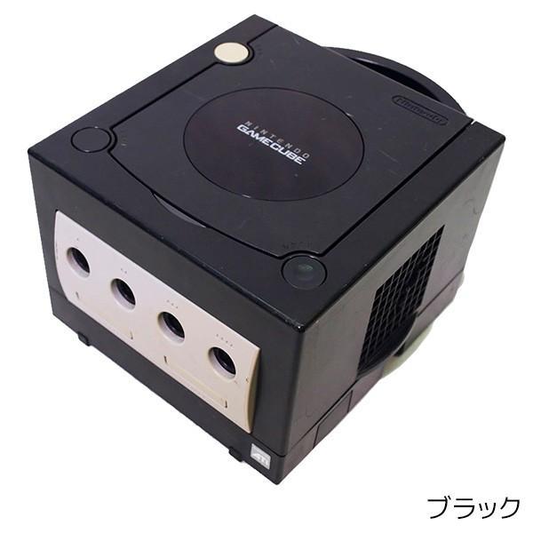 ゲームキューブ 本体 中古 GC 3点セット 選べる3色 ACアダプタ AVケーブル 中古|entameoukoku|03