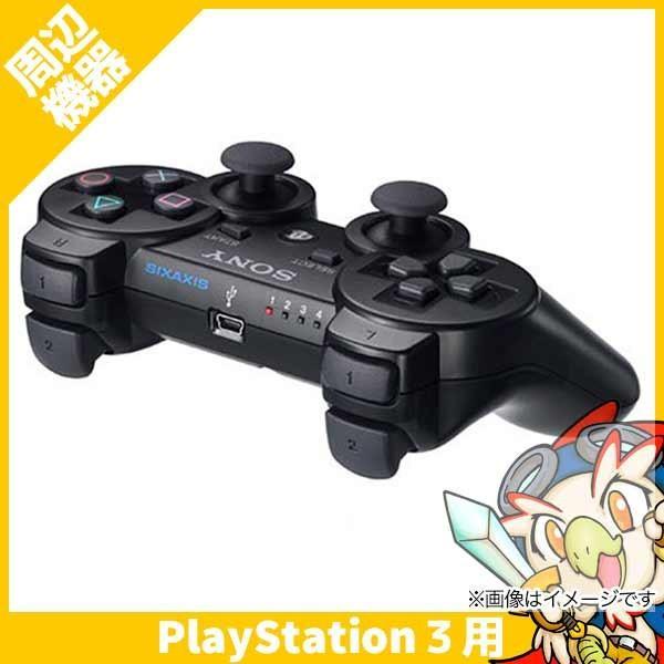 PS3 プレステ3 プレイステーション3 ワイヤレスコントローラ(SIXAXIS) コントローラー PlayStation3 SONY ソニー 中古|entameoukoku