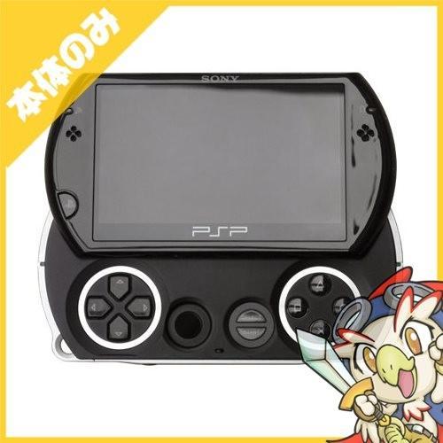 PSPgo 北米版 PSP go本体 16GB ピアノブラック 周辺機器 PlayStationPortableGo SONY ソニー 中古 送料無料