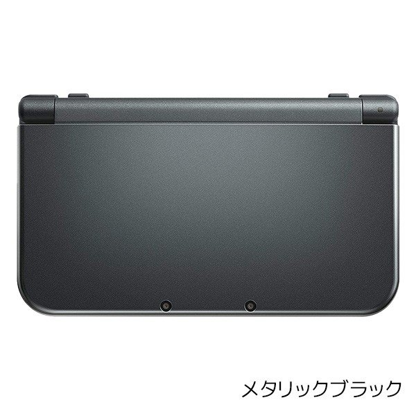 New3DSLL 本体 New ニンテンドー 3DS LL すぐ遊べるセット【タッチペン付】  選べる4色 Nintendo 任天堂 ニンテンドー 中古 entameoukoku 03
