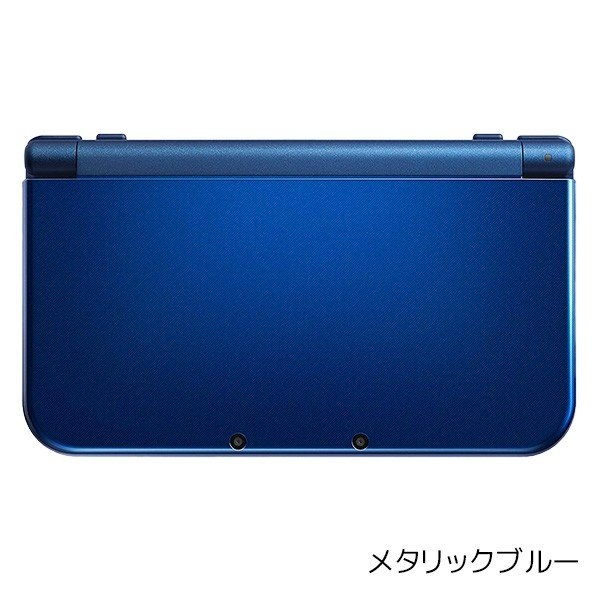New3DSLL 本体 New ニンテンドー 3DS LL すぐ遊べるセット【タッチペン付】  選べる4色 Nintendo 任天堂 ニンテンドー 中古 entameoukoku 05