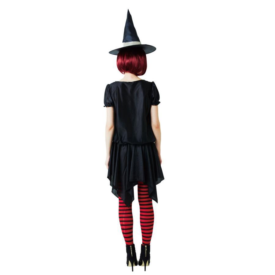 コスプレ ハロウィン 魔女 ファッションウィッチ 女性 女 かわいい 可愛い オシャレ お洒落 コスチューム 魔法使い 仮装 衣装 可愛い|enteron-kagu-shop|11