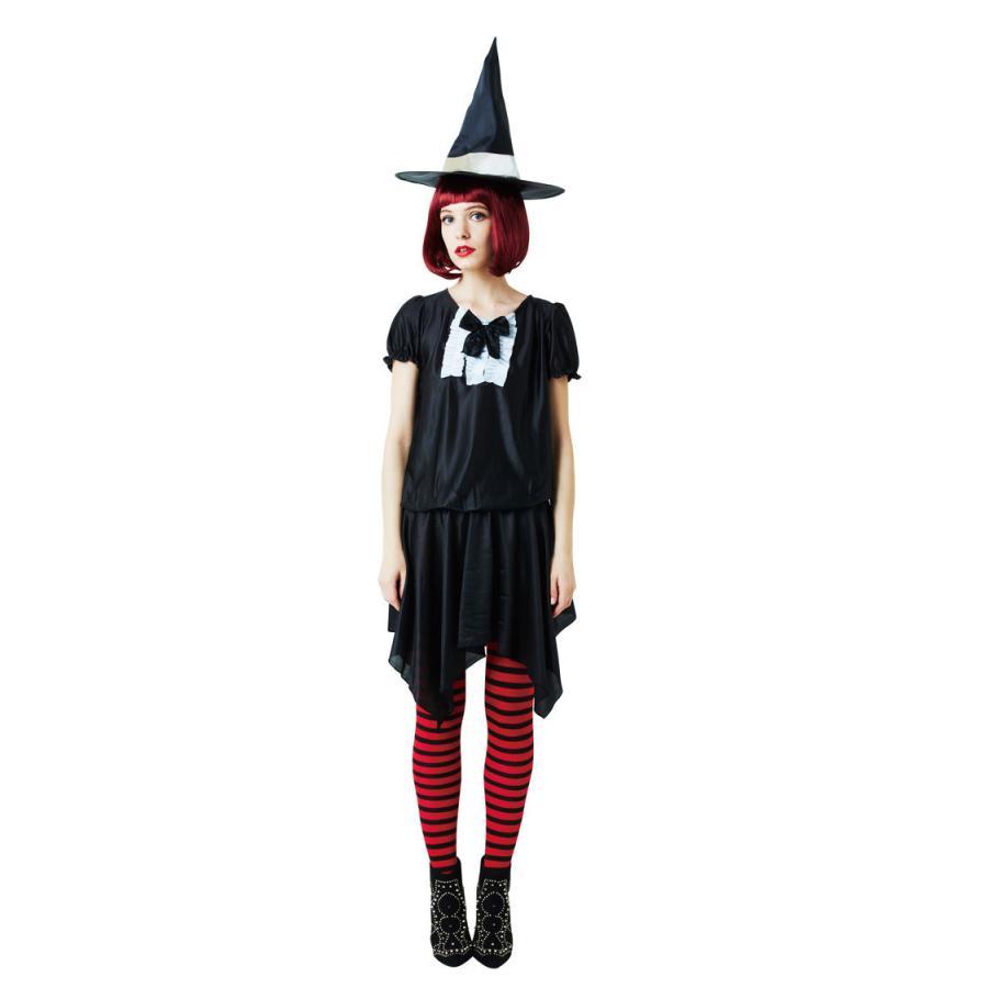 コスプレ ハロウィン 魔女 ファッションウィッチ 女性 女 かわいい 可愛い オシャレ お洒落 コスチューム 魔法使い 仮装 衣装 可愛い|enteron-kagu-shop|08