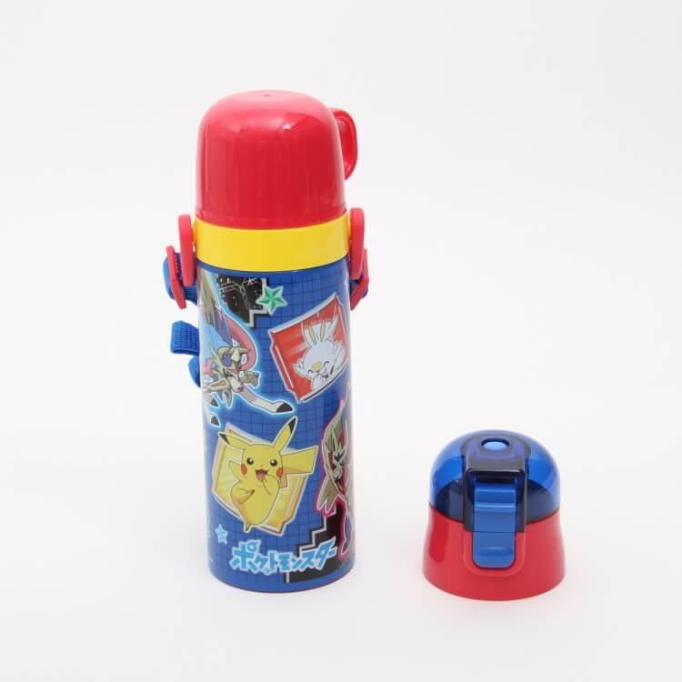 水筒 ポケモン 超軽量2WAYステンレスボトル
