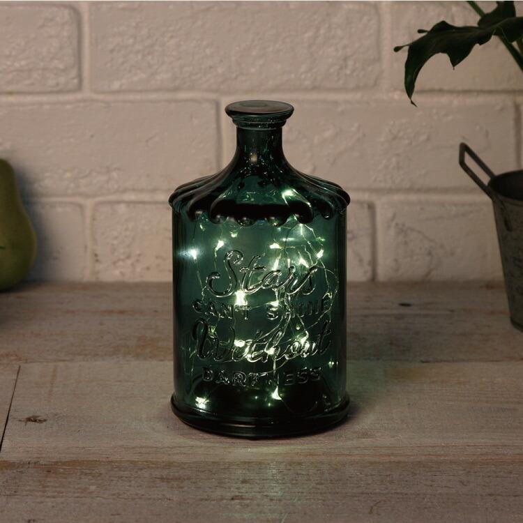 クーポン使用不可 インテリア 照明 LED Bottle Light LIRICA ボトルライト リリカ コードレス おしゃれ ガラス タイマー 間接照明 照明器具 コンパクト|enteron-shop2|04