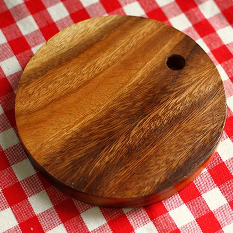 アカシア 木製食器カッティングボード