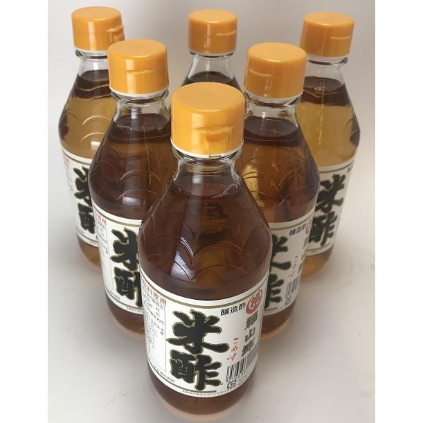 米酢 もろみ醸造 純米酢 500ml 6本セット entia