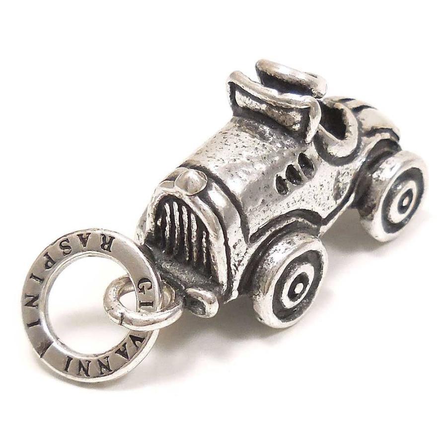 チャーム ペンダントトップ シルバー925 おもちゃ 自動車 イタリア製 CHARMS&Co. レディース メンズ entiere