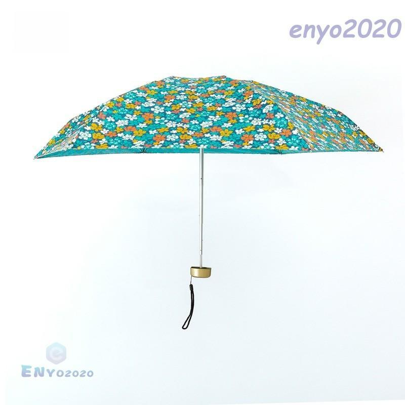 折りたたみ傘 レディース 軽量 UVカット 完全遮光 花柄 レース 姫傘 日傘 晴雨兼用 折り畳み 遮熱 遮光 紫外線 雨傘|enyo2020