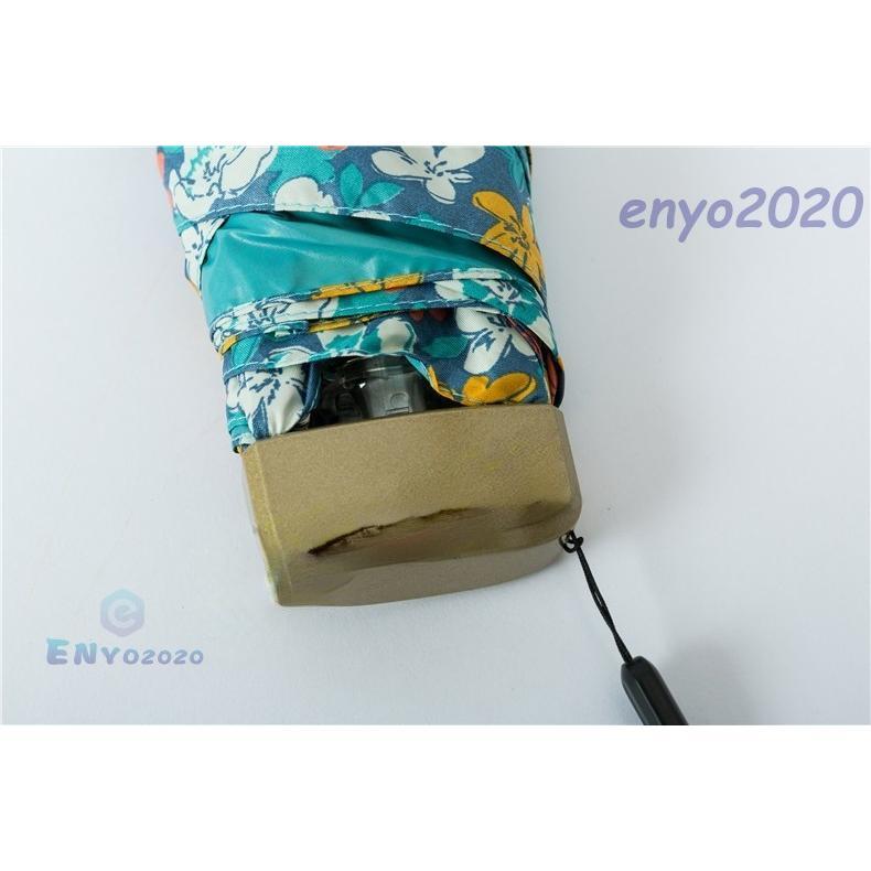 折りたたみ傘 レディース 軽量 UVカット 完全遮光 花柄 レース 姫傘 日傘 晴雨兼用 折り畳み 遮熱 遮光 紫外線 雨傘|enyo2020|02