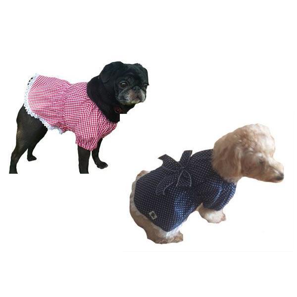 犬服型紙 チュニックワンピース 小型犬 小型犬ロング 中型犬 テキスト付き epatterncollection 02