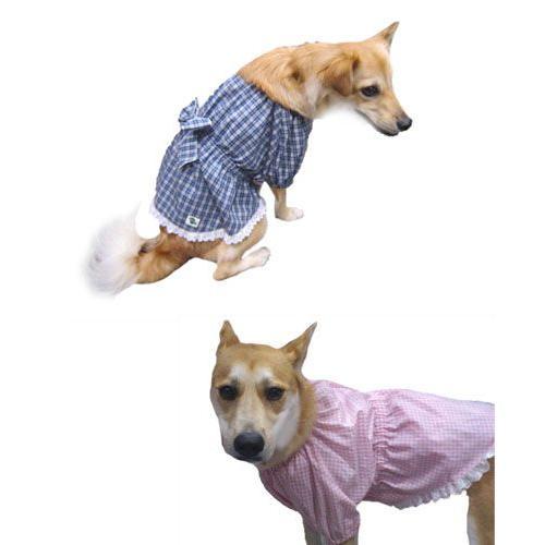 犬服型紙 チュニックワンピース 小型犬 小型犬ロング 中型犬 テキスト付き epatterncollection 04