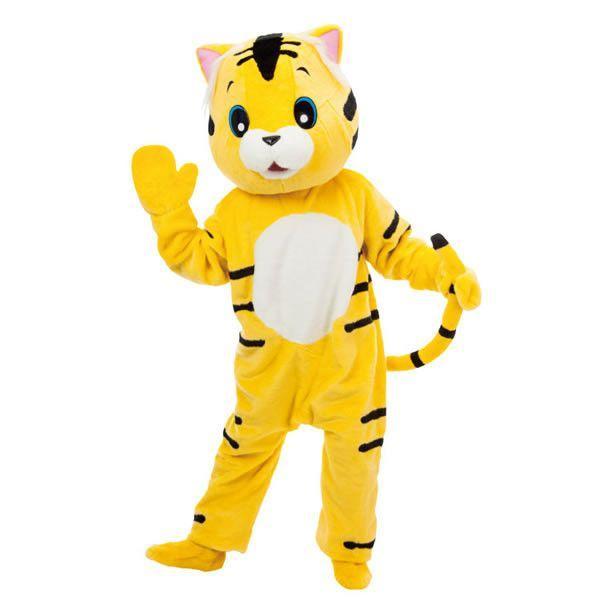着ぐるみ[きぐるみ] トラ[とら・虎]