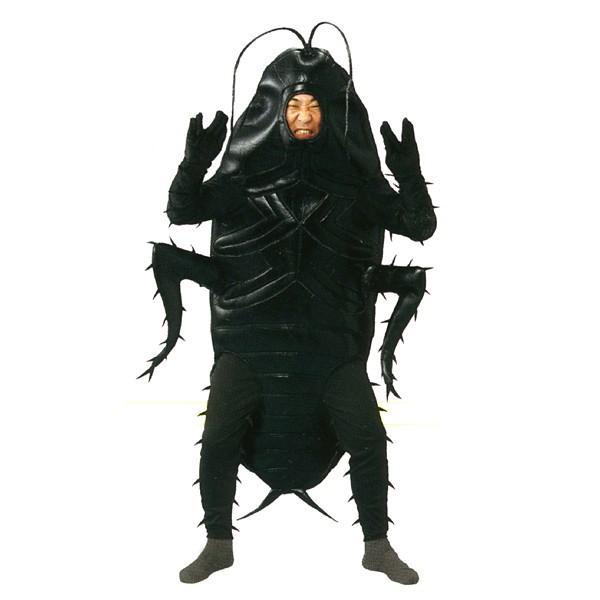 コス着ぐるみ ゴキブリ