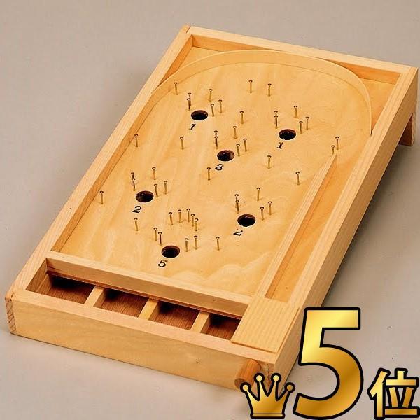 木工工作おもちゃ パチンコゲーム|epkyoto