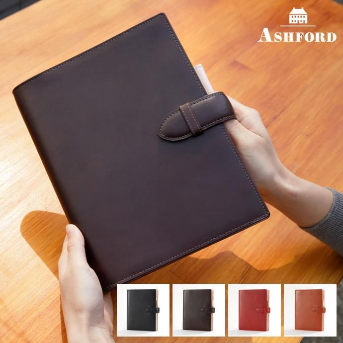 ASHFORD/アシュフォード システム手帳 キュリオ A5 19mm ベルトタイプ ...
