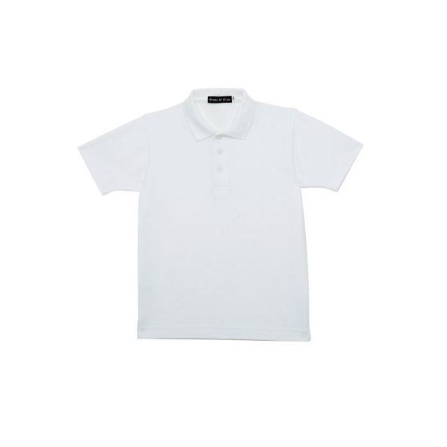男児ポロシャツ オフ白 お受験 100110120130140  ernie-essie
