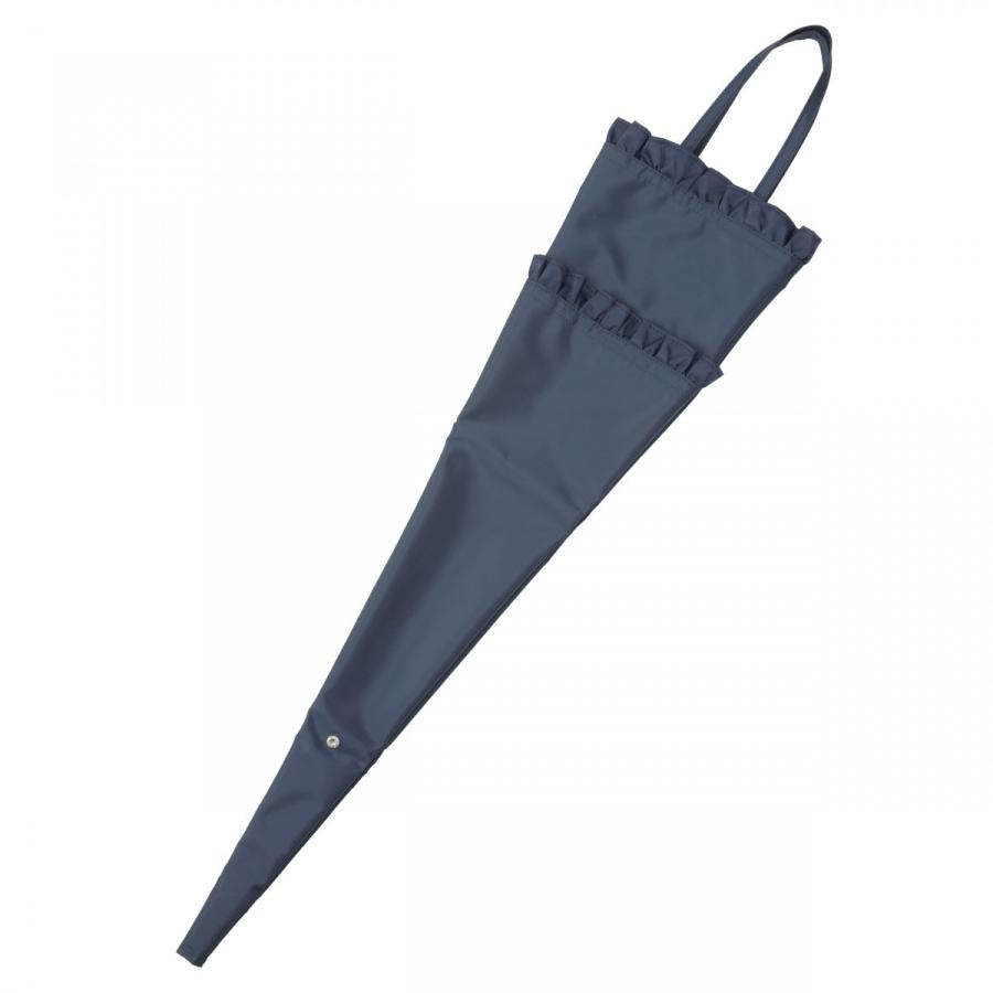 お受験 フリル付きナイロン傘袋 折りたたみ 傘ケース ernie-essie