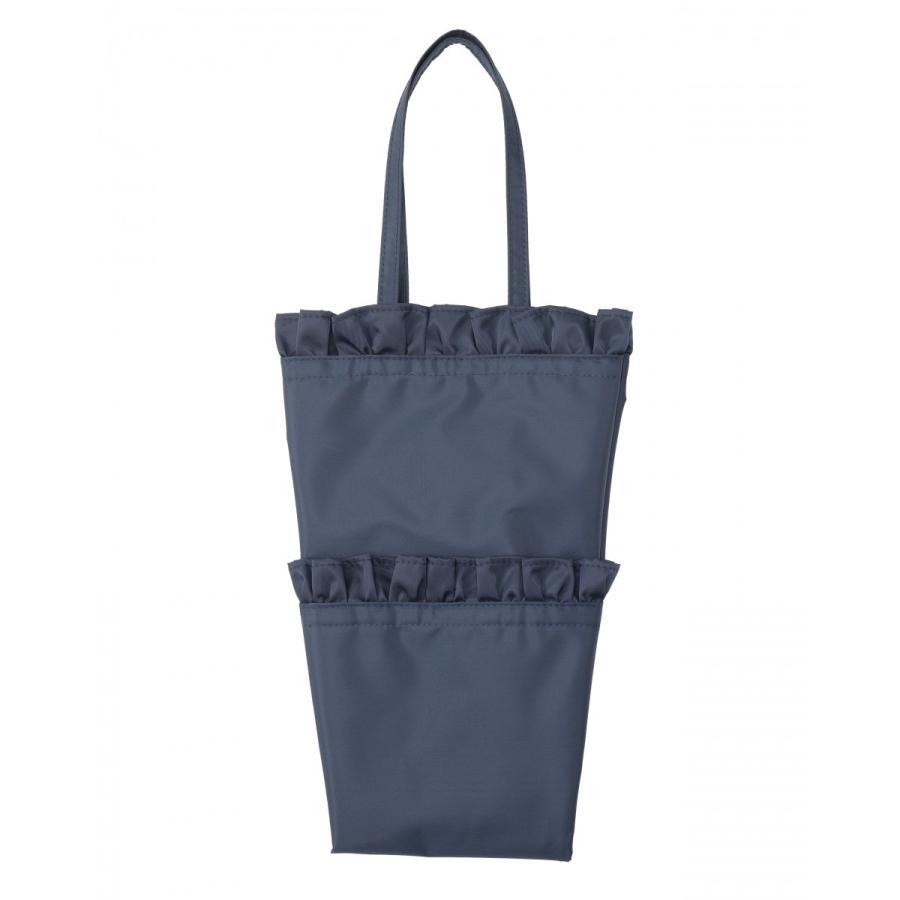 お受験 フリル付きナイロン傘袋 折りたたみ 傘ケース ernie-essie 02