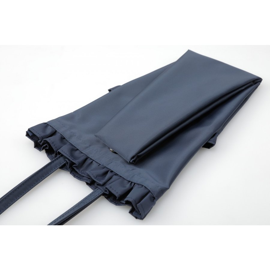 お受験 フリル付きナイロン傘袋 折りたたみ 傘ケース ernie-essie 03