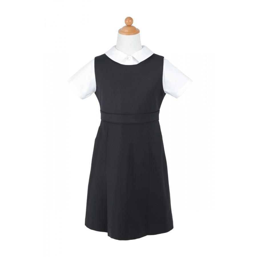 お受験 ウールジャンパースカート ※ブラウスは別売り 95100105110115120125130 ernie-essie