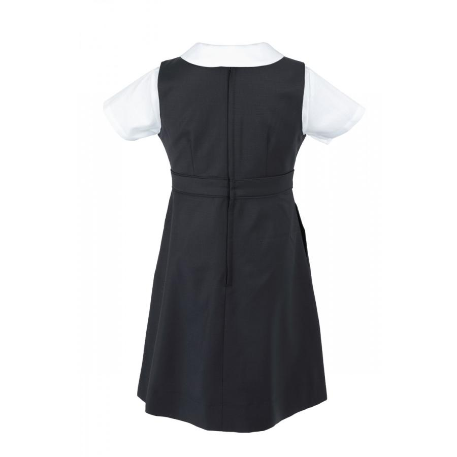 お受験 ウールジャンパースカート ※ブラウスは別売り 95100105110115120125130 ernie-essie 03