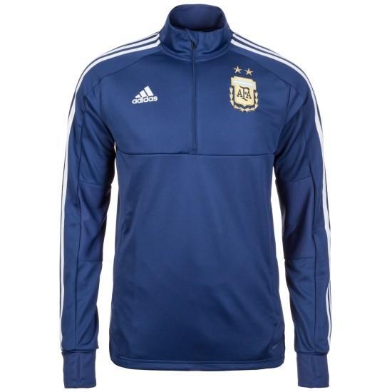 2018 FIFAワールドカップ アルゼンチン代表ナショナルチーム オフィシャルグッズ トレーニングロングシャツ