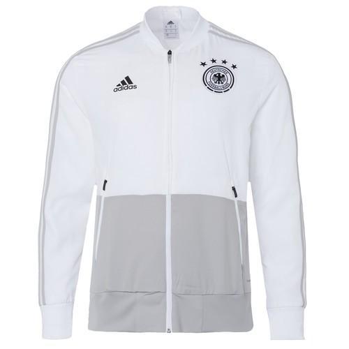 2018 FIFAワールドカップ ドイツ代表ナショナルチームオフィシャルグッズ プレゼンテーションジャケット 白